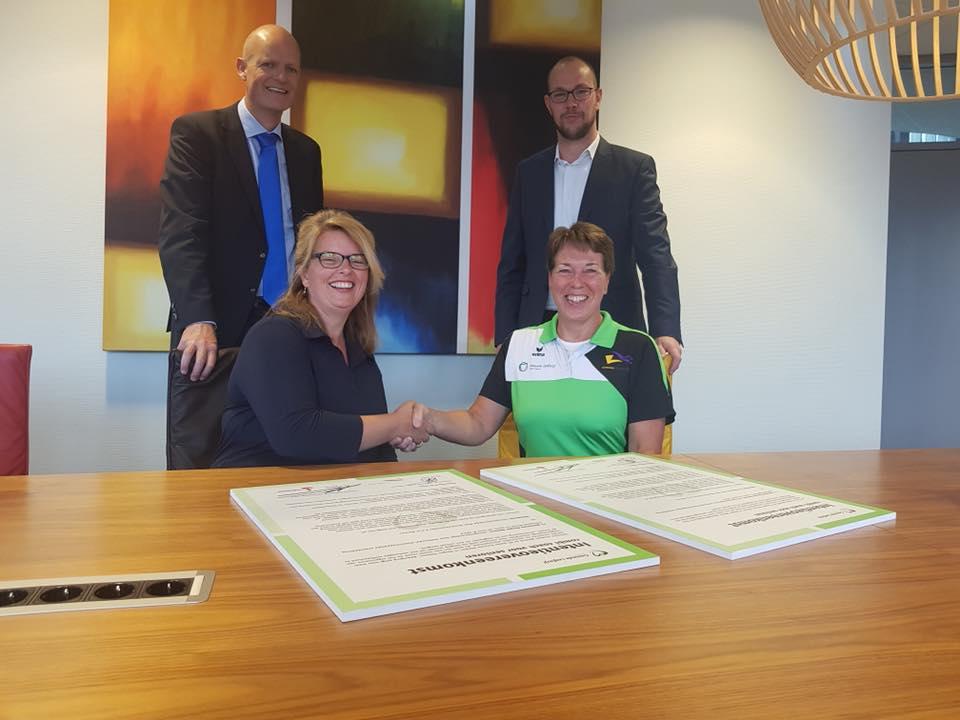 Gemeente Borger-Odoorn en Rabobank Het Drentse Land zetten in op seniorensport